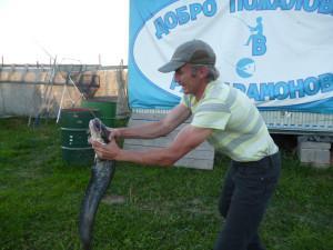 Рыбалка в Парамоново