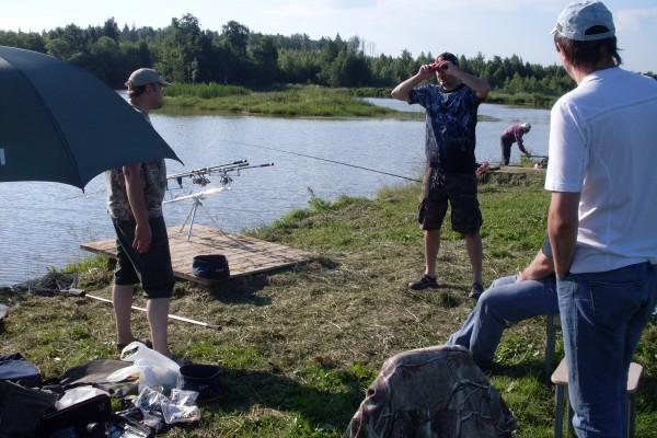 парамоново центральный форум рыбаков
