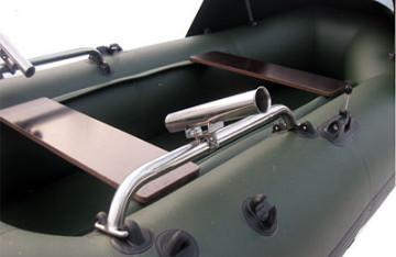 подставки для удочек своими руками в лодку пвх