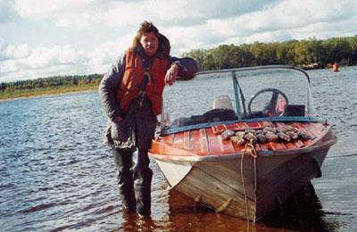 Опытный рыболов