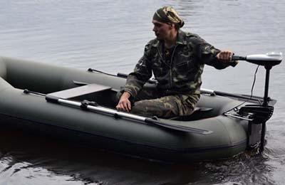 Управление веслами