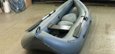 Надувная гребная лодка «Тузик»