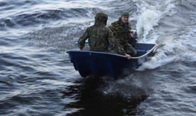 Пластиковая лодка под мотор Ильмень