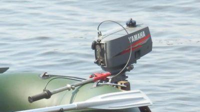 Двигатель Yamaha 2CMHS