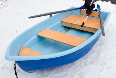 Моторная лодка Тортилла-235