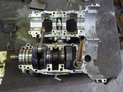 Составляющие мотора Вихрь