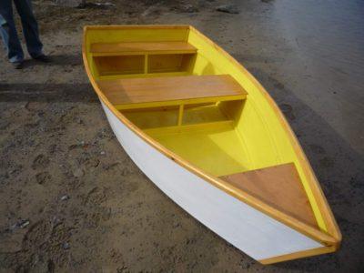 Фанерная лодка