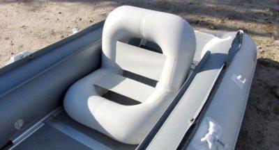 Надувное сиденье для лодки ПВХ