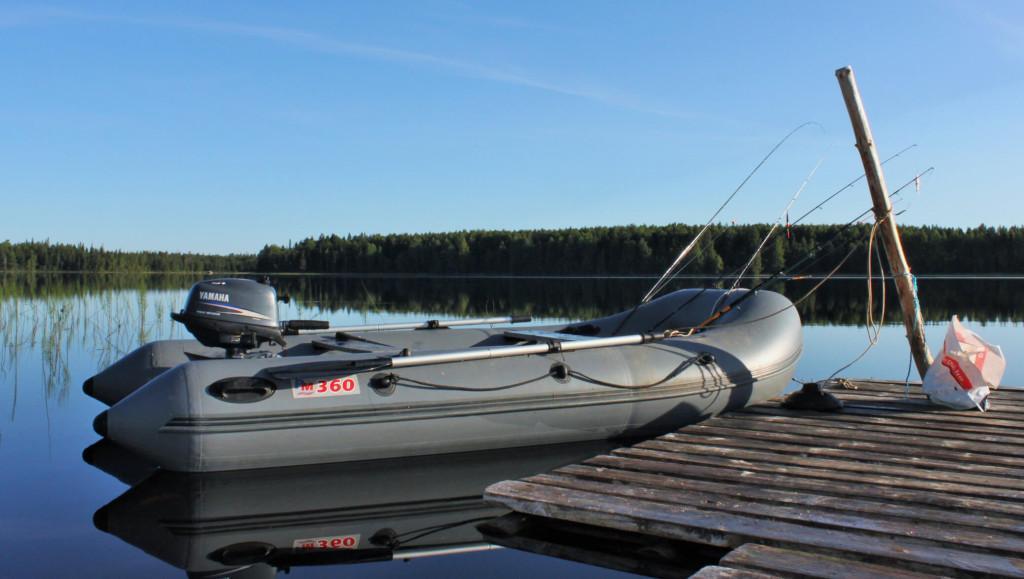карелия рыбалка фото базы
