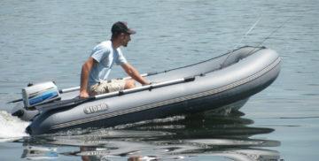 Лодка для одного пассажира